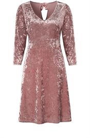 Picture of Sharon Dress Rose Blush