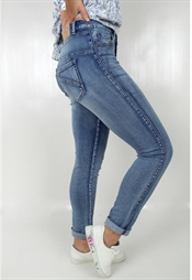 Kuva Deana Jeans Blue Denim