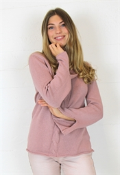 Picture of Eve Sweater Dusty Rose