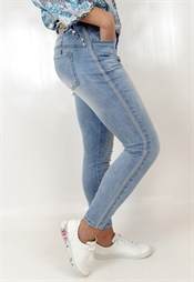 Picture of Stacie Jeans Light Blue Denim