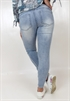 Bild på Stacie Jeans Light Blue Denim