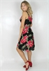 Bild på Valencia Dress Havana Red/Black