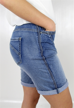 Bild på Deana Jeans Shorts Blue Denim
