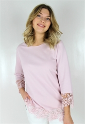 Kuva Abbey Sweater Magnolia