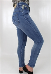 Picture of Brandy Jeans Blue Denim