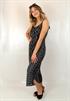 Bild på Jazz Jumpsuit Black/Creme 119,50 ex moms