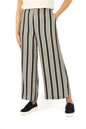Picture of Malou Pants Black/Sandstone/Creme