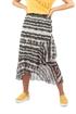 Bild på Samara Skirt Sandstone/Sun Yellow/Asphalt
