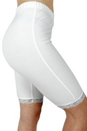 Picture of Alma Bike Shorts Creme