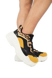 Picture of Astrid Sneaker Black Multicolour