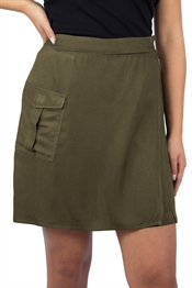 Picture of Esther Skorts Khaki Green