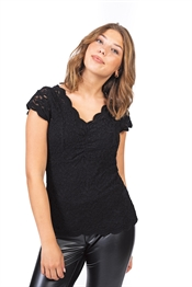 Picture of Verona Top Black