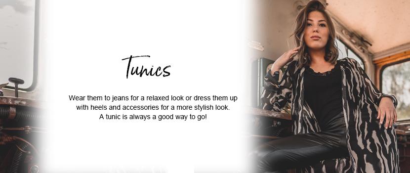 Bild för kategori Tunikor