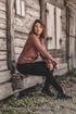 Bild på Julie Sweater Autumn Rose