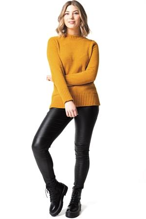 Bild på September Sweater Saffron