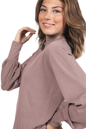 Picture of Adrienne Top Smokey Rose