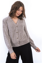 Picture of Gemini Cardigan Caffe Latte
