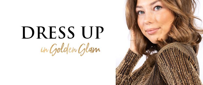 Bild för kategori Dress up in Golden Glam!