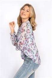 Picture of Violette Tunic Dream Blue/Lavender/Rose Blush