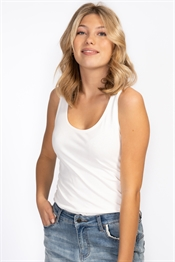 Picture of Johanna Top - Creme