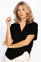 Picture of Erin Blouse Black
