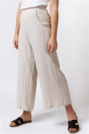 Picture of Thalia Linen Pants Linen Sand