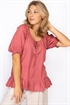 Picture of Ingrid Blouse - Peach Rose