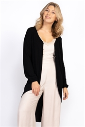Picture of Norma Cardigan Black