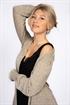 Picture of Feline Cardigan - Linen Beige