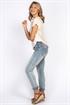 Bild på Amore Jeans Light Blue Denim
