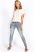 Bild på Pearl Jeans Light Blue Denim