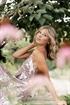Picture of Geneva Dress Rose/Sand/Spring Green