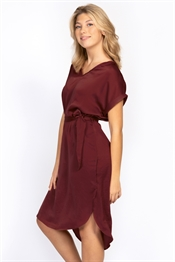 Picture of Gia Dress Marsala