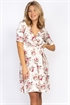 Picture of Rosie Dress Creme/Rose/Amber