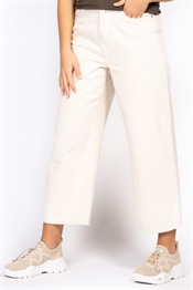 Picture of Ivy High Waist Pants Sand