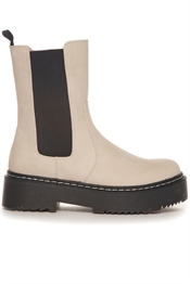 Picture of Quinn Boots Creme/Black