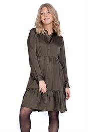 Picture of Felicity Dress Olive