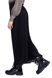 Picture of Penny Pleated Pants Black