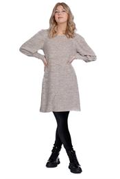 Picture of Tove Dress Sand Melange