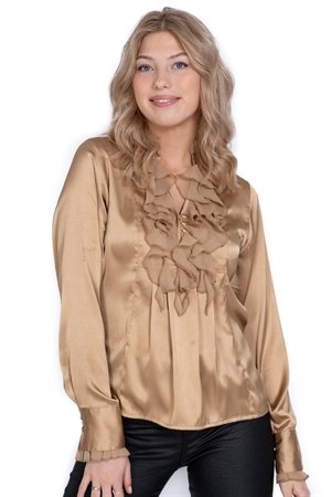 Picture of Venice Blouse Antique Brass