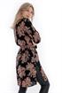 Bild på Tess Dress Black/Winter Rose/Ginger